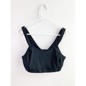 Moving Comfort Black Fiona Sports Bra